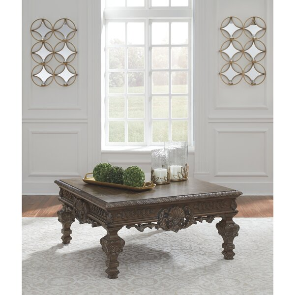 Ouzts Coffee Table By Astoria Grand