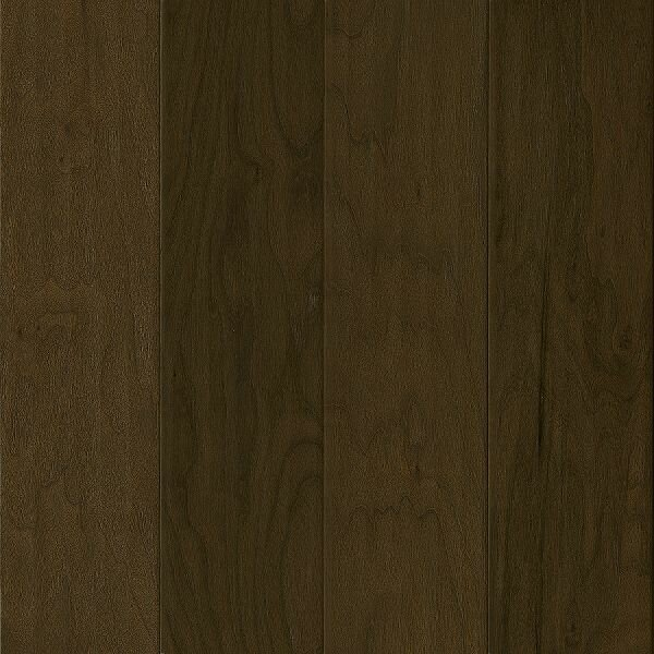 American Scrape 5-3/4 Engineered Walnut Hardwood Flooring in Dark of Midnight by Armstrong Flooring