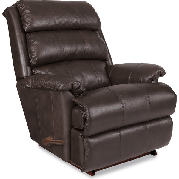 Astor Leather Manual Recliner