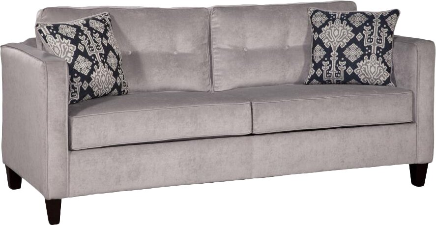 Serta Upholstery Cia Queen Sleeper Sofa