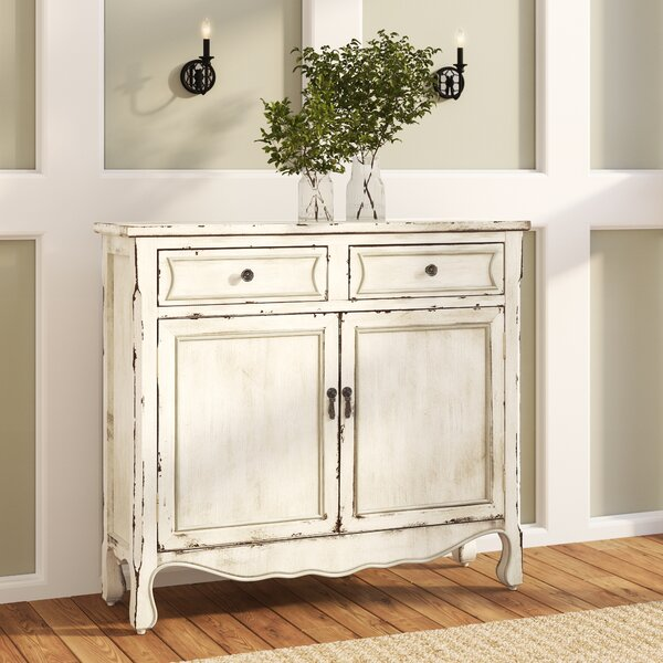 Alaina 2 Door Accent Cabinet By Ophelia & Co.
