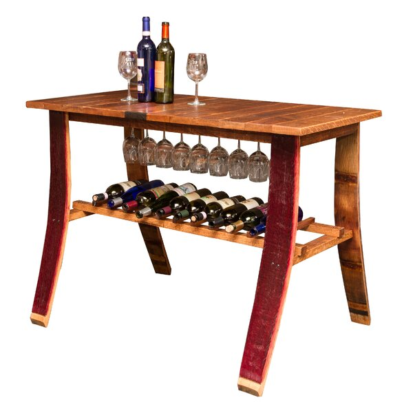Unruh Wine Country Pub Tasting Table by Fleur De Lis Living Fleur De Lis Living