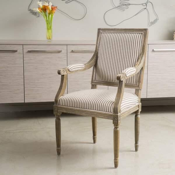 Paden Arm Chair by One Allium Way