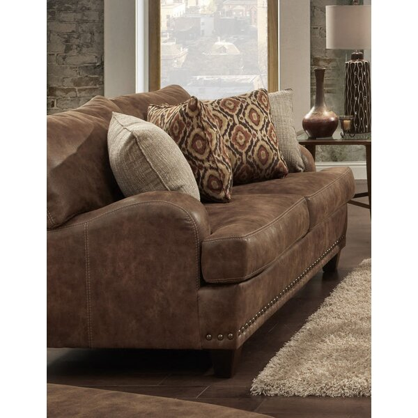 Shop Up And Coming Designers Cainsville Loveseat by Greyleigh by Greyleigh