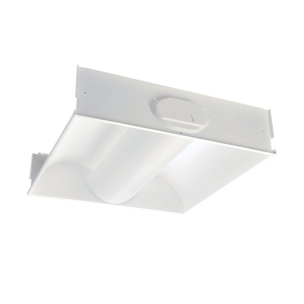 Ovation 34-Watt 2-Light High Bay by Cooper Lighting