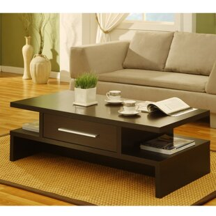 Doner Unique Style Coffee Table Latitude Run
