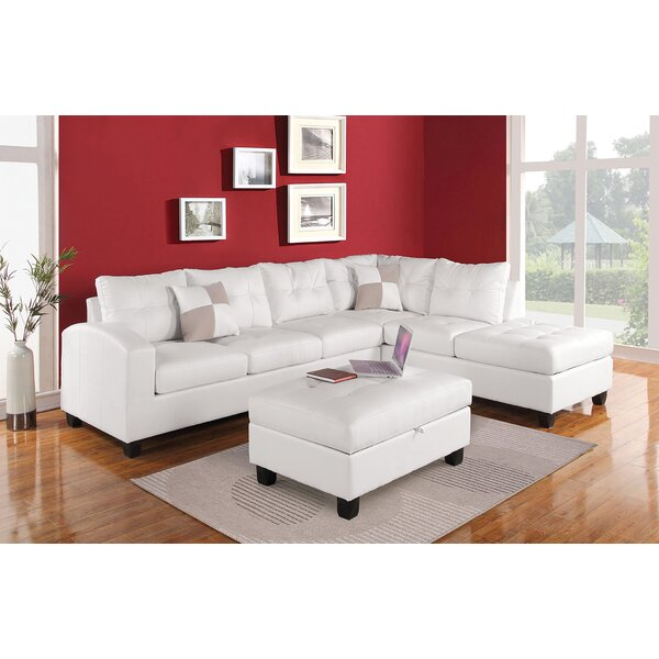 Ruthton Right Hand Facing Sectional By Ebern Designs