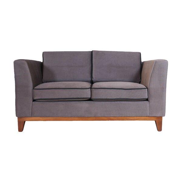 Roberta III Loveseat by REZ Furniture