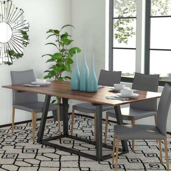 Beckville Dining Table by Brayden Studio