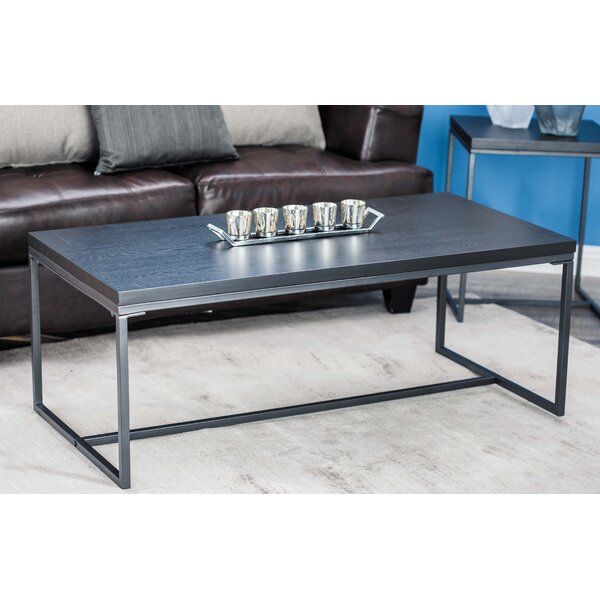 Jamarcus Coffee Table by Wrought Studio
