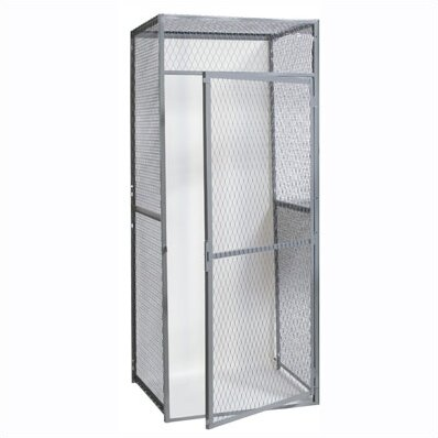 1 Tier 1 Wide Commercial Locker by Hallowell