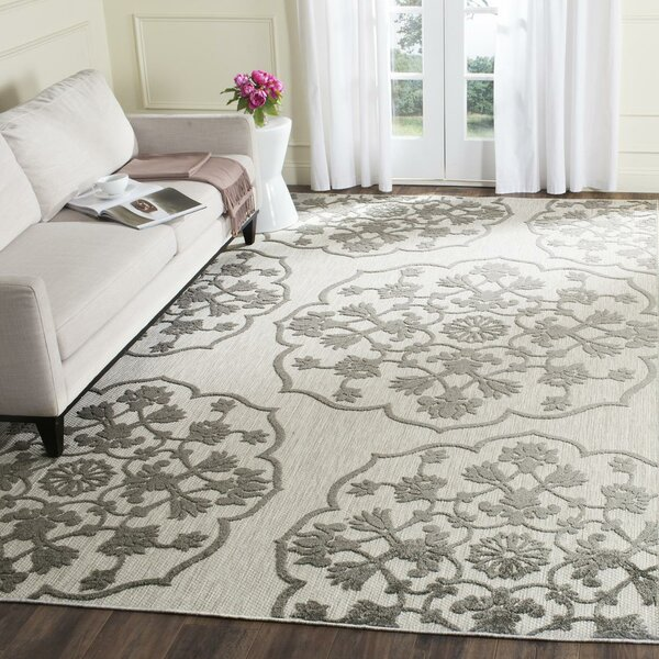 Oakmont Indoor/Outdoor Area Rug by Three Posts