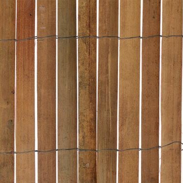 Rolled Bamboo Fencing by World Source Partners