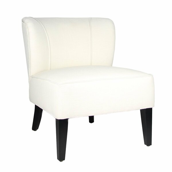 Engelhardt Slipper Chair by Ebern Designs