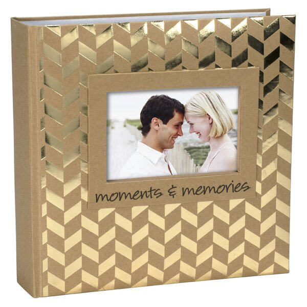 Moments and Memories Picture Album by Winston Porter