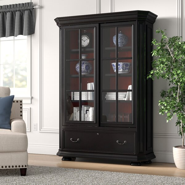 Allegro Standard Bookcase by Darby Home Co