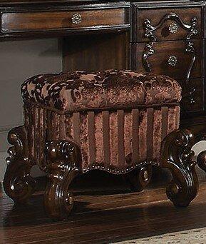 Royal Vanity Stool by A&J Homes Studio