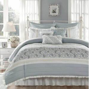 9piece portia duvet set