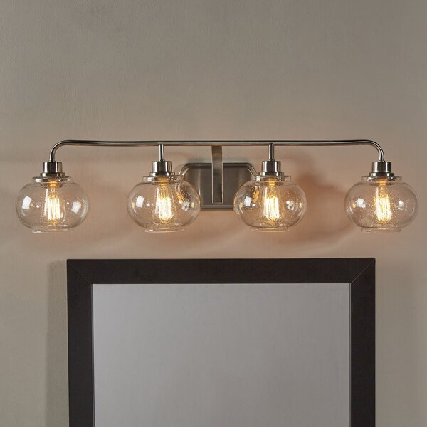 Braxton 4-Light Vanity Light by Beachcrest Home