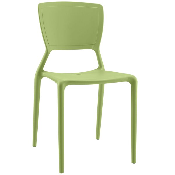 Fine Side Chair by Modway