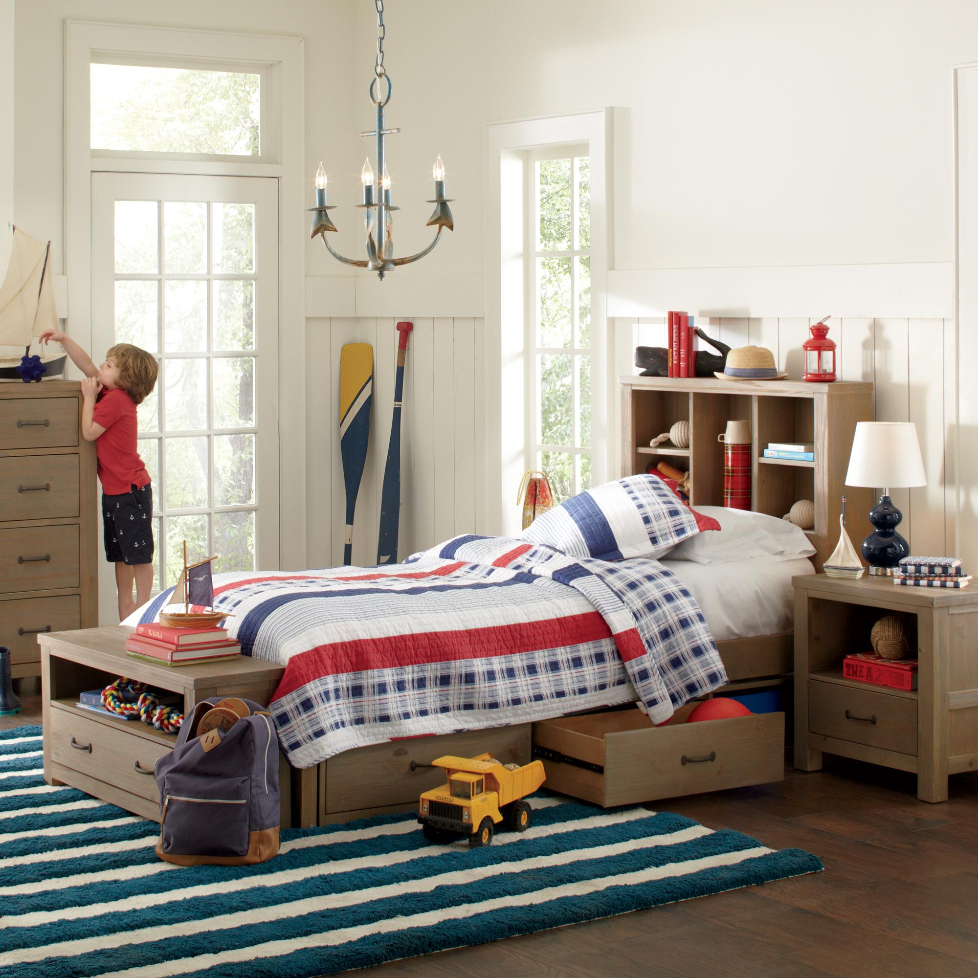 new product 2e5d0 f104f Farmhouse & Rustic Kids Bedroom Furniture | Birch Lane