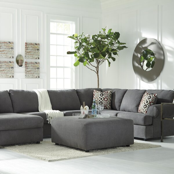 Carrigan Sectional by Winston Porter