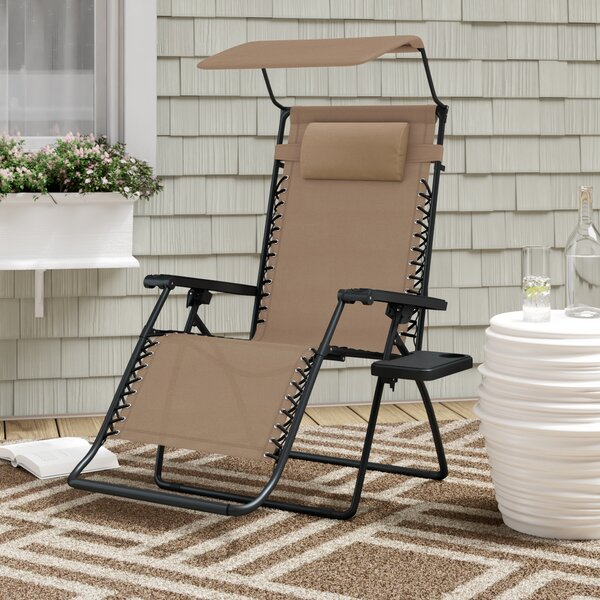 Ragland Reclining Zero Gravity Chair by Latitude Run Latitude Run
