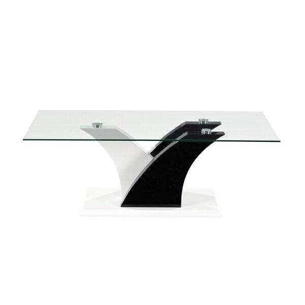 Dennett Coffee Table by Orren Ellis