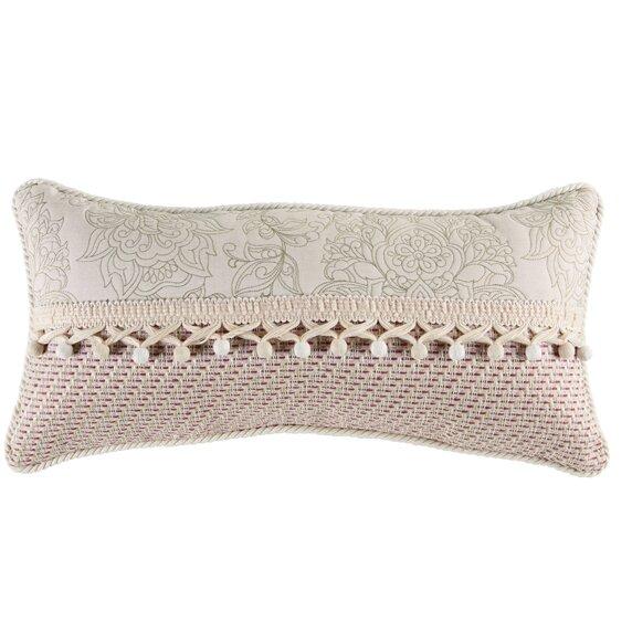 Giulietta Lumbar Pillow by Croscill Home Fashions
