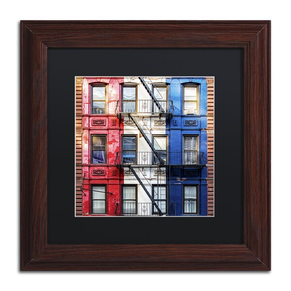 American Colors by Philippe Hugonnard Framed Photographic Print by Trademark Fine Art