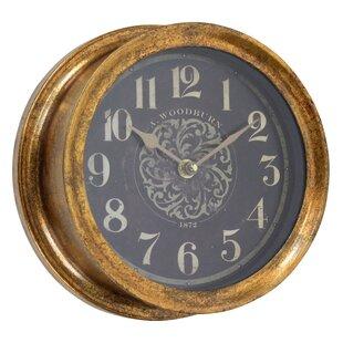Small Bathroom Clock | Wayfair