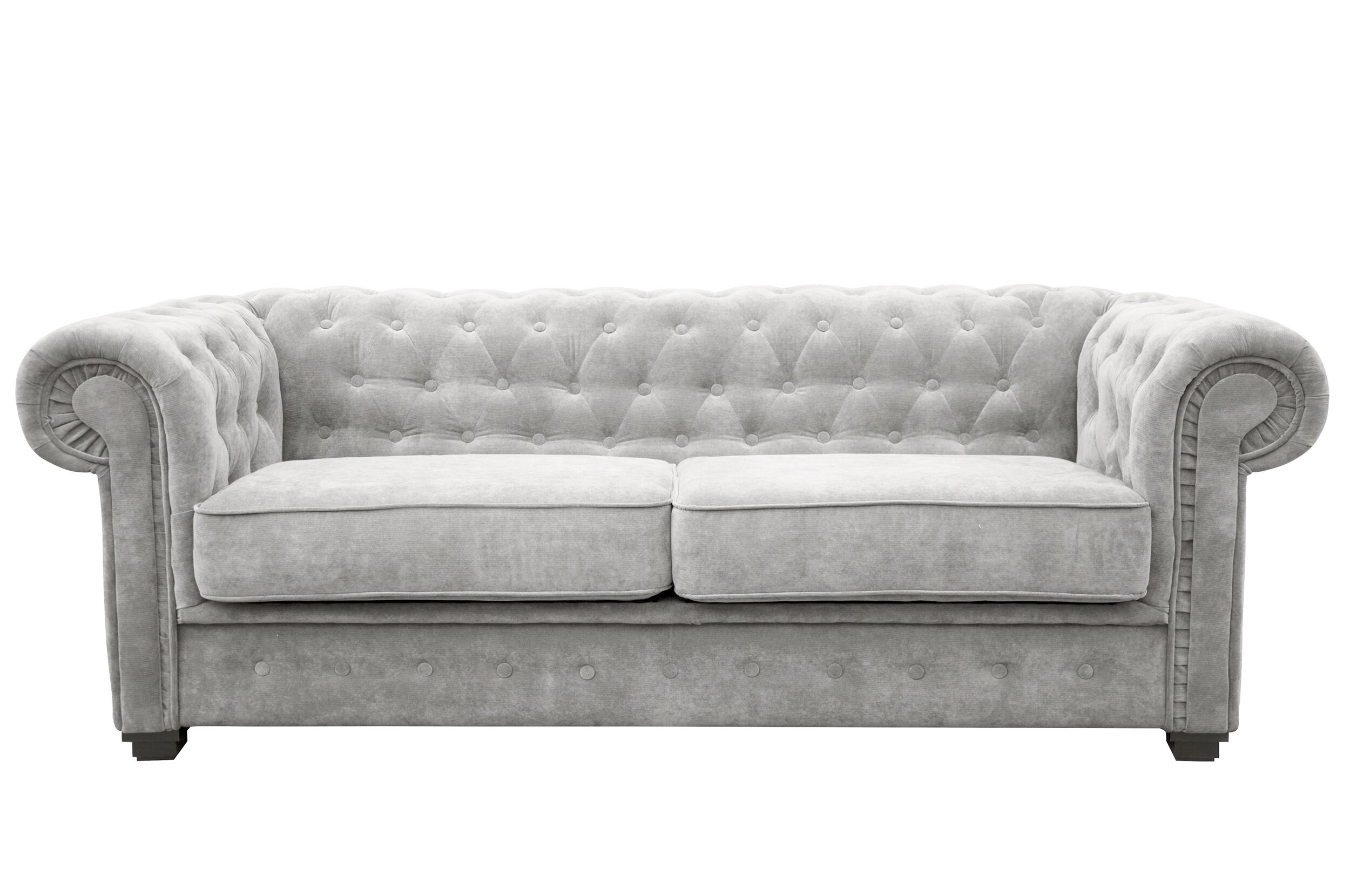 3 Seater Chesterfield Sofa Bed