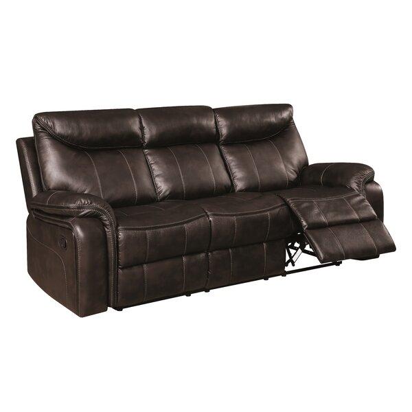 Boornazian Reclining Sofa by Red Barrel Studio