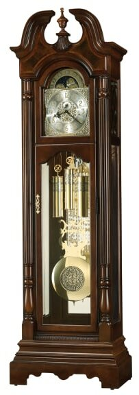 Bretheran 87.7 Grandfather Clock by Howard Miller®