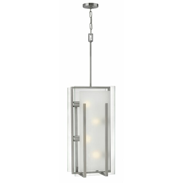 Latitude 4-Light Foyer Pendant by Hinkley Lighting