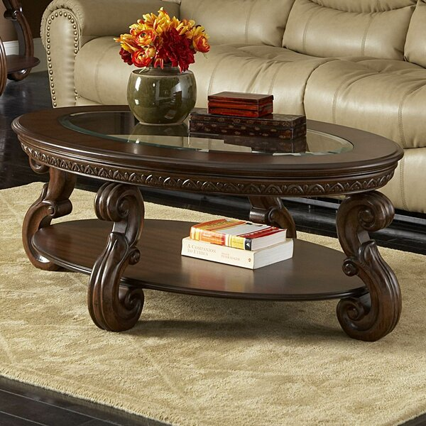 5556 Series Coffee Table By Woodhaven Hill