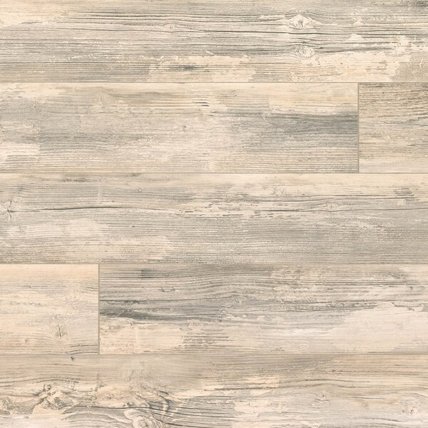 Elevae 6.13 x 54.34 x 12mm Pine Laminate Flooring in Antiqued Pine by Quick-Step