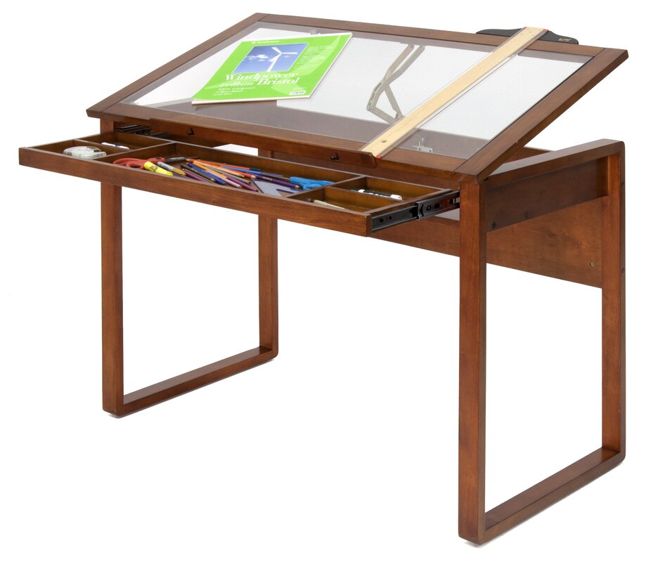 Studio Designs Ponderosa Drafting Table Amp Reviews Wayfair