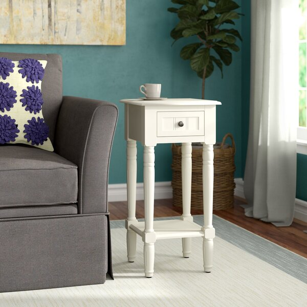 Adeline Drawer End Table by Andover Mills Andover Mills™