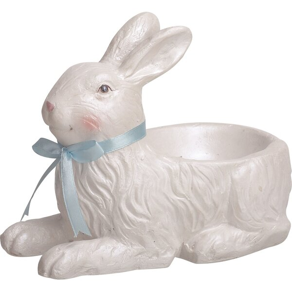 Bunny Candy Bowl by Transpac