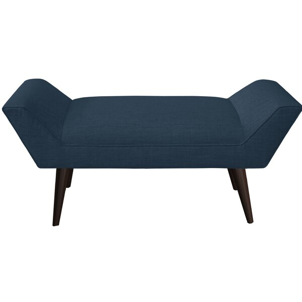 Devos Upholstered Bench by Darby Home Co