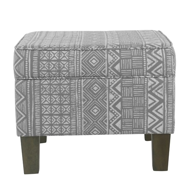 Fairhaven Storage Ottoman by Foundry Select