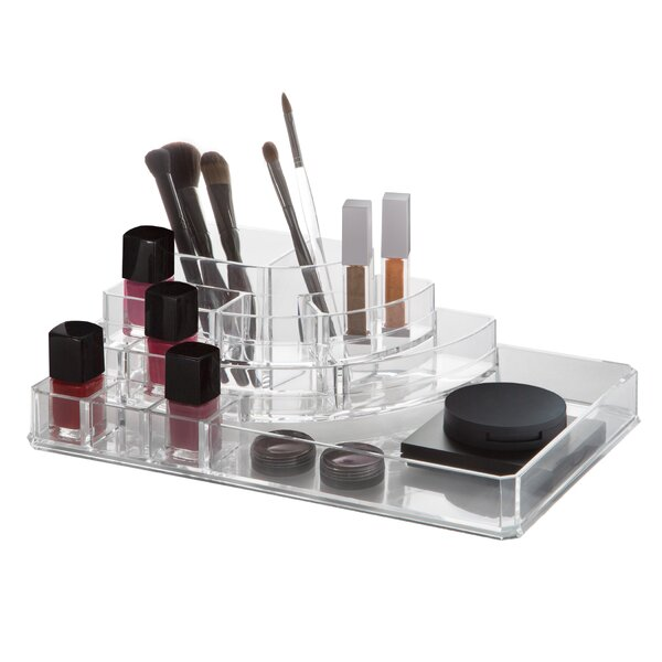 Cosmetic Storage Organizer Display Tray by HomeCrate