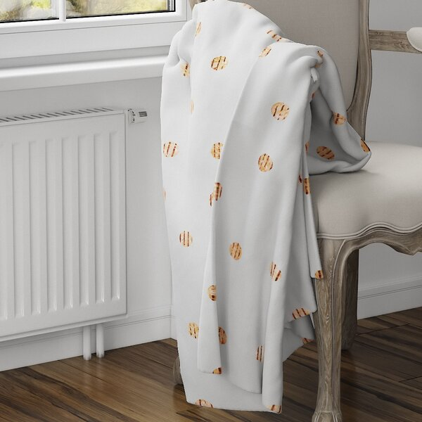 Victoire Fleece Blanket by Wildon Home ®