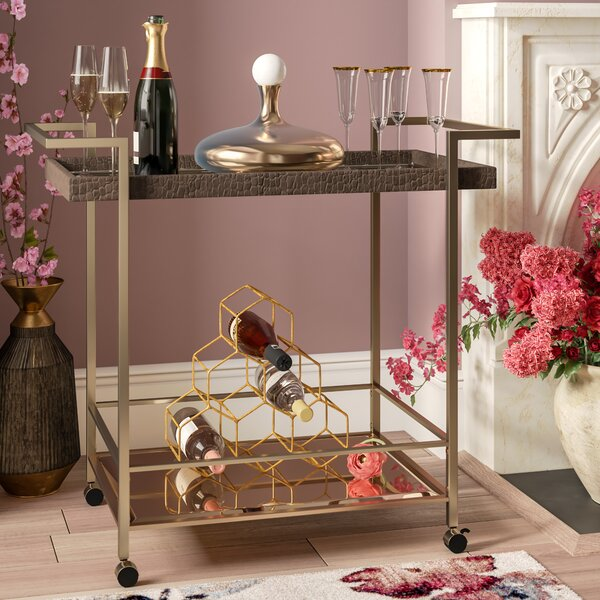 Ganya Bar Cart by Willa Arlo Interiors