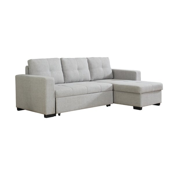 Review Lillianna Right Hand Facing Sleeper Sectional