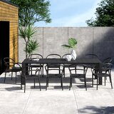 Lilith 11 Piece Dining Set