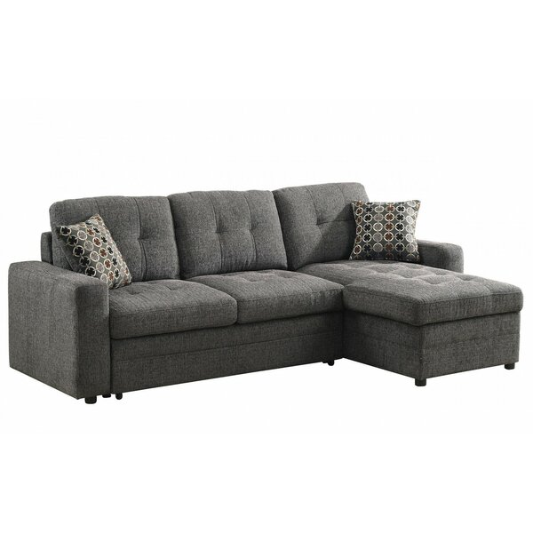 Review Logenita Right Hand Facing Sleeper Sectional