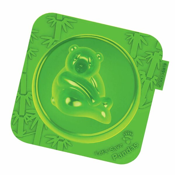 Non-Stick Silicone Panda Animal Chocolate Cake Mold by Innoka