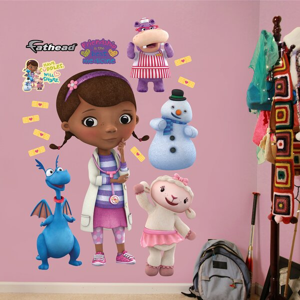 Disney Doc McStuffins Wall Decal by Fathead